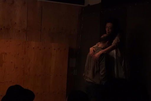 徹の部屋vol.41「ジーラジーラ」にコントラバス奏者齋藤徹、コンテンポラリーダンサージャン・サスポータスと共演