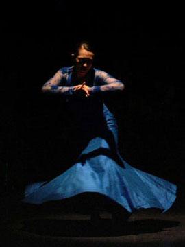 公演「はな3」(スペイン舞踊振興マルワ財団2003年創作活動助成作品に選出)