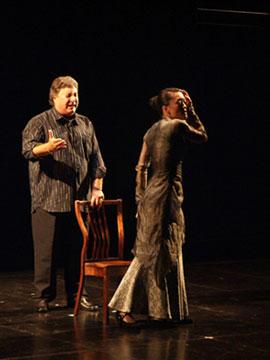 公演「はな4」(スペイン舞踊振興マルワ財団2005年創作活動助成作品)