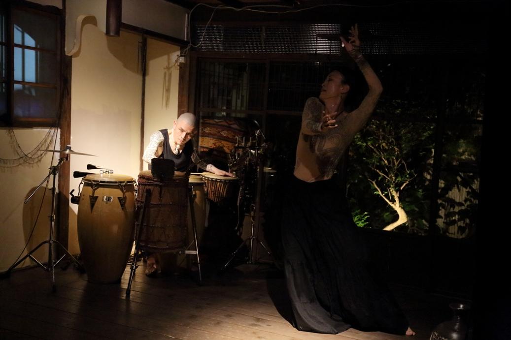 フラメンコライブ「Improvisacion 即興ライブvol.5」
