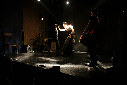 フラメンコライブ「ねじ5」